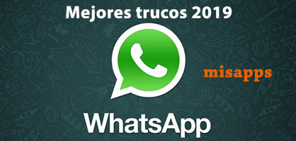 trucos Whatsapp 2019