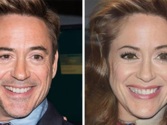 faceapp robert downey jr